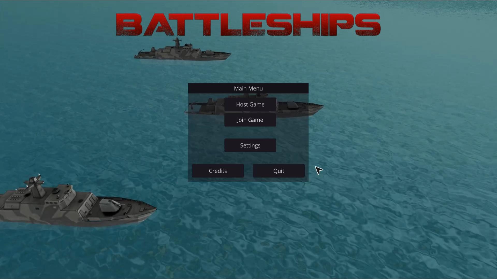 Battleships_Menu